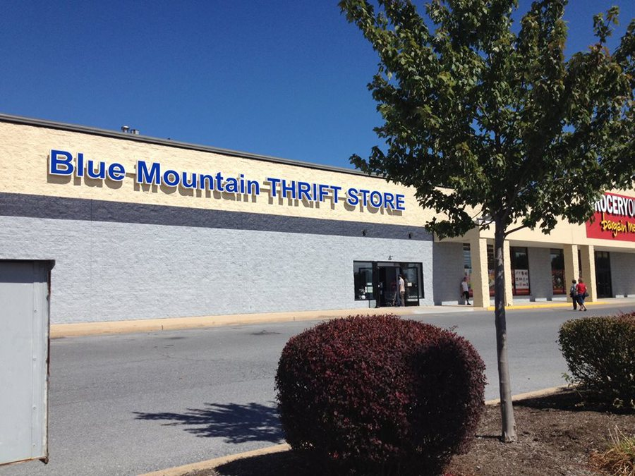Blue Mountain Thrift Store - Home